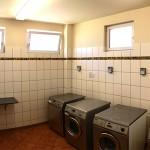 Sanitärgebäude Waschraum