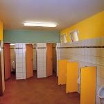 Sanitärgebäude Innen 3